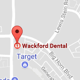 Wackford Dental location